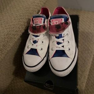 Converse Double Tongue Sneaker - Like New